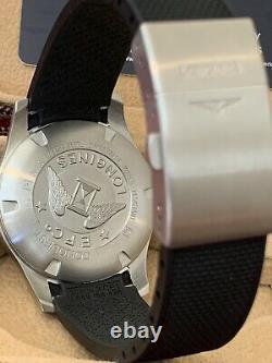 Longines VHP GMT Black Dial brand new unworn full set