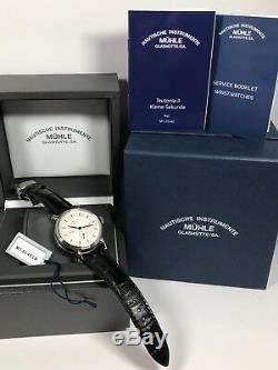Muhle Glashutte Teutonia II Kleine Sekunde, 100% Brand New, Box & Papers