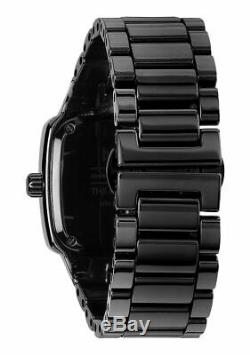 Nixon Black Ceramic Player Automatic Brand New and Flawless With Tag & Links