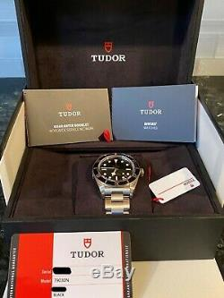 Rare Tudor Black Bay 58 39mm STEEL Bracelet Brand New with Tags and Stickers