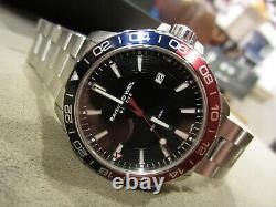 Raymond Weil Men's Tango Diver Black Dial Steel Watch 8280-ST3-20001 BRAND NEW