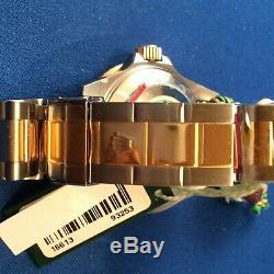 Rolex Submariner 16613, Brand New Blue Dial Full Kit All Stickered Up Box Wranty