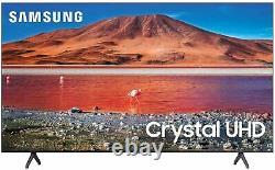 Samsung 43 Class TU700D-Series Crystal Ultra HD 4K Smart TV Brand New