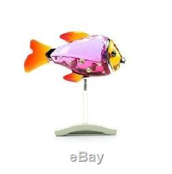Swarovski Crystal Camaret Fuchsia Rain Fish #626205 Brand Nib Paradise Rare F/sh