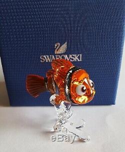 Swarovski Crystal, Disney as Set Dory and Nemo, Brand new