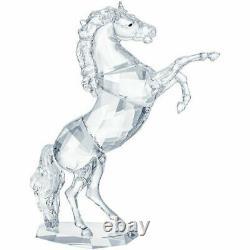 Swarovski Crystal Stallion Figurine #5470628 Brand Nib Horse