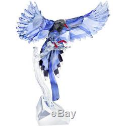 Swarovski Crystal Taiwan Blue Magpie #5428653 Brand Nib Birds Large Save$$ F/sh