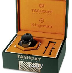 TAG Heuer Connected Modular 45 Kingsman SBF8A8023.32EB0103 BRAND NEW