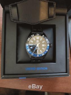 Tag Heuer David Guetta Formula 1 WAZ201A. FC8195 Men's Watch- Brand NEW