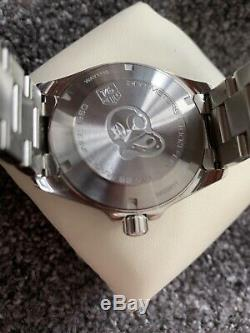 Tag Heuer Gents Aquaracer Quartz Way1110 Unworn And Brand New Boxed And Papers