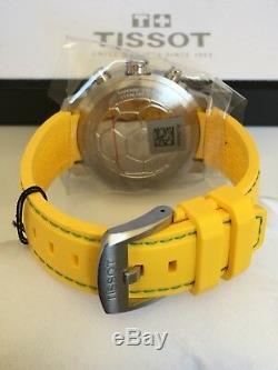 Tissot 1853 Quickster Chronograph Quartz T095449a Sport Unisex Brand New In Box