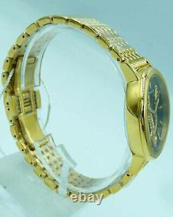 Versace Women's Watch VERI00820 V Virtus Gold Swiss Made Brand Watch New