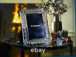 Waterford Crystal Lismore Collection Photo Frame 8 X10 Brand New